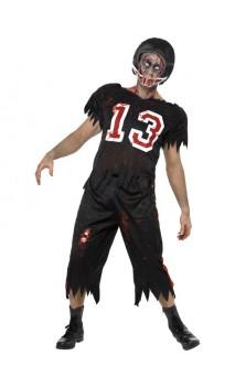 Costume Footballeur Américain Zombie