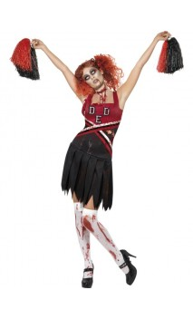 Costume Pompon Girl Halloween