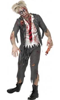 Costume Ecolier Zombie