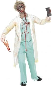 Costume Chirurgien Zombie