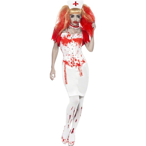 Costume Infirmière Ensanglantée