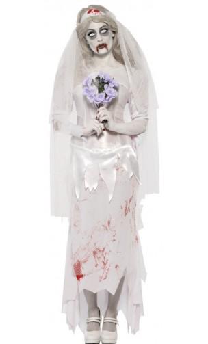 Costume Mariée Zombie