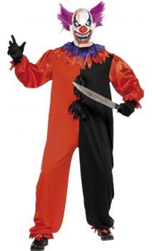 Costume Clown Tueur
