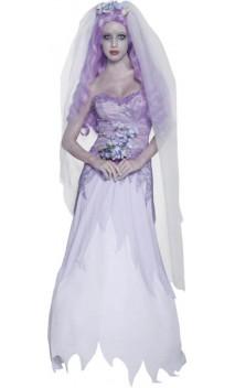 Costume Mariée Gothique