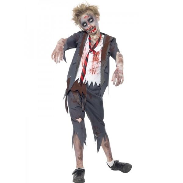 Déguisement Ecolier Zombie Enfant