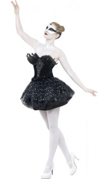 Costume Black Swan Gothique