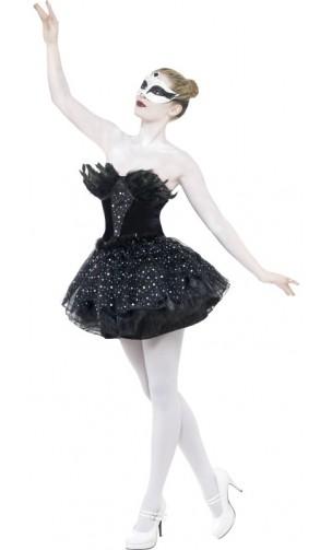 Costume Black Swan Gothique