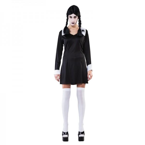 Costume Mercredi Addams