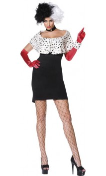 Costume Cruella D'enfer