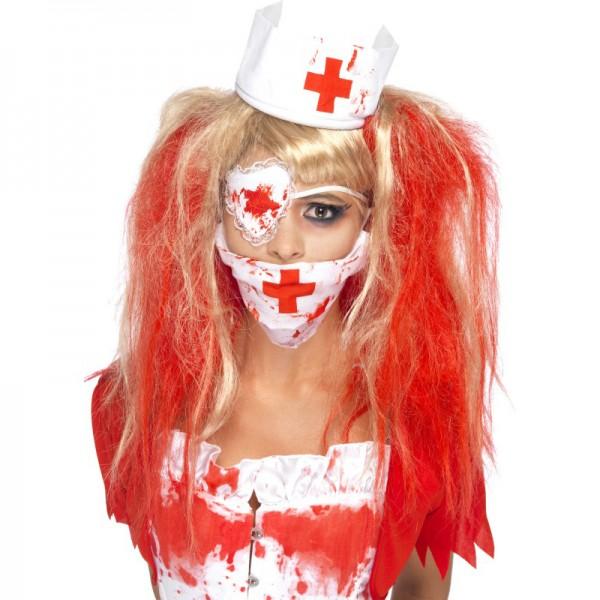 Set Infirmière Ensanglantée