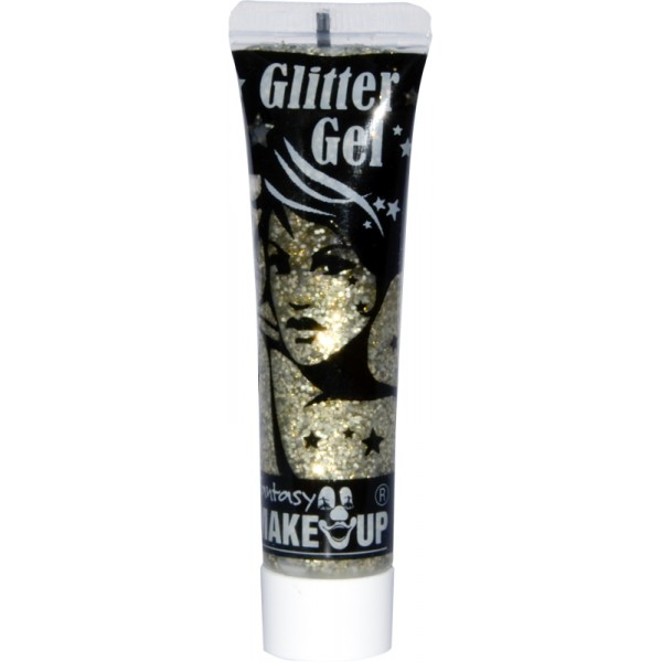 Tube paillettes or gel