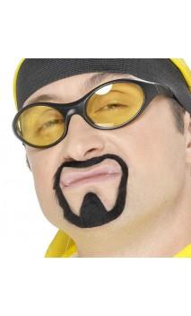 Moustache Et Bouc Rappeur