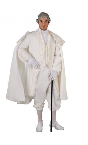 costume marquis baroque vénitien luxe en location