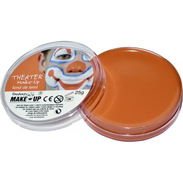 Fard Visage et Corp Orange