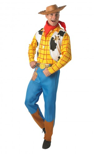 deguisement adulte woody toy story