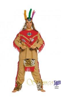 Déguisement Apache Luxe