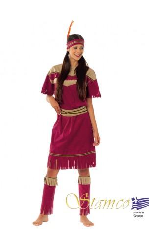 Déguisement Indienne d'Amérique 1