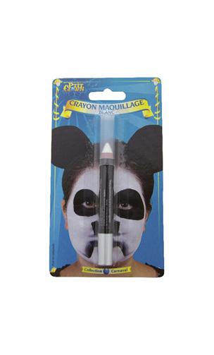 Crayon Visage et Corp Blanc