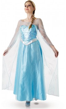 Costume Elsa - reine des neiges