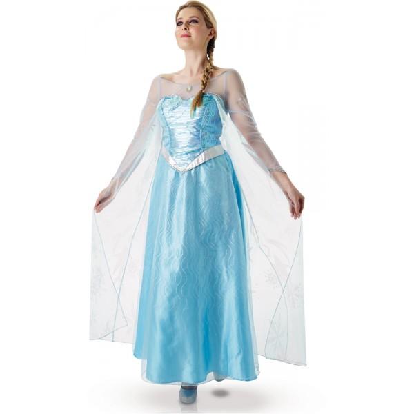 Costume Reine Des Neiges