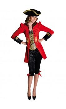 Costume marquise, corsaire femme