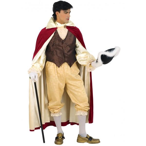 Location costume casanova Luxe
