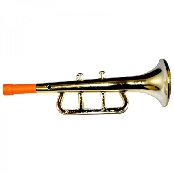 Trompette Dorée 23 cm