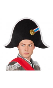 Chapeau Bicorne Napoléon