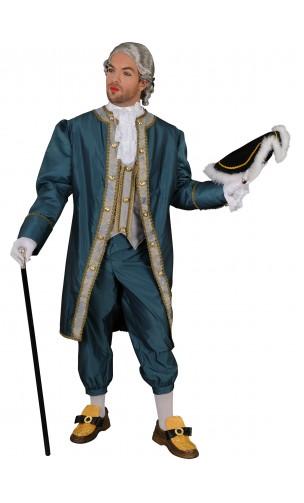 Costume comte Charles-Philippe en location
