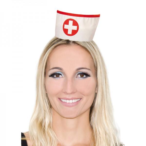 Coiffe d'infirmière 2