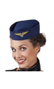 Coiffe Hôtesse de l'air Luxe