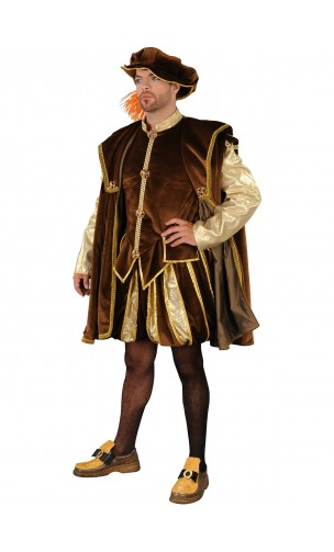 Costume Prince François Luxe