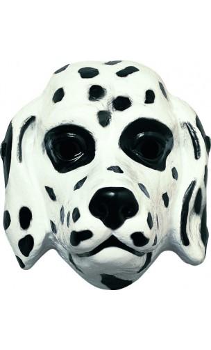 Masque Chien Dalmatien