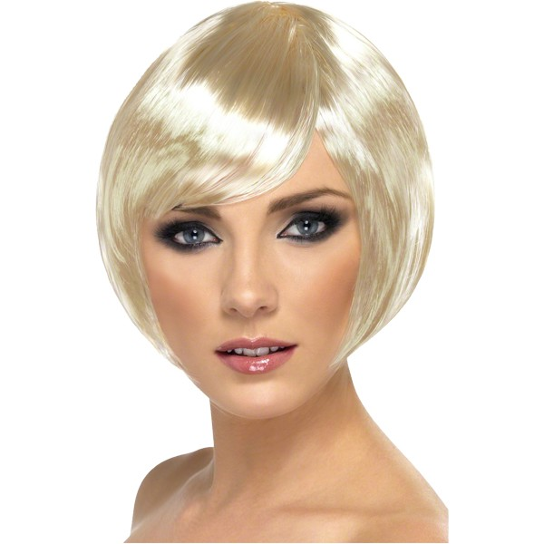 Perruque Cabaret Luxe Blonde