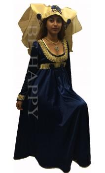 Robe médiéval Astrid Luxe
