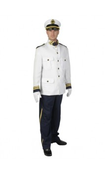 Costume Capitaine Marin
