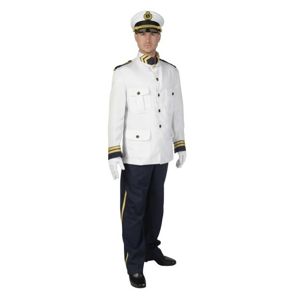Costume Capitaine Marine