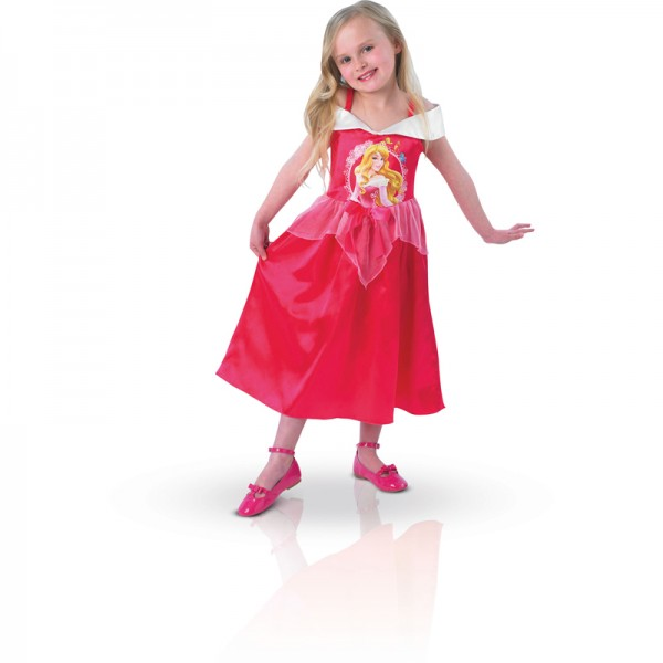 Déguisement Princesse Aurore Enfant