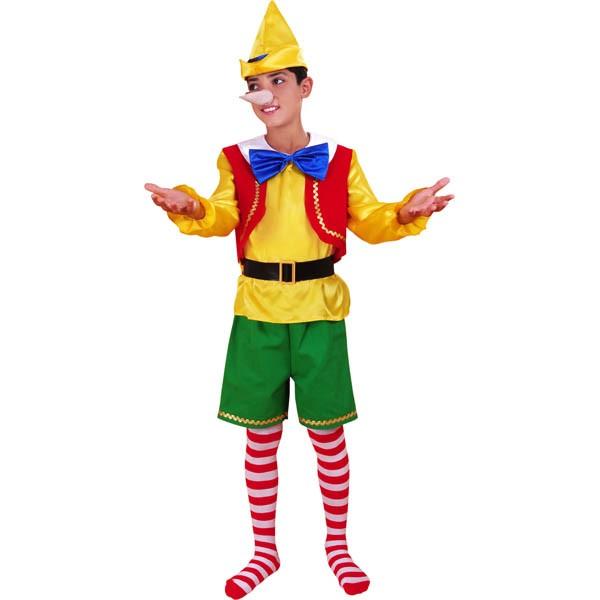 Déguisent Pinocchio Enfant