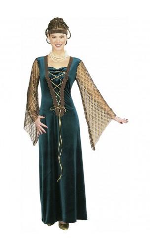 Location déguisement robe moyen-âge Jeanne