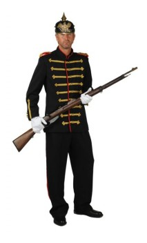 Costume Grenadier Britanique