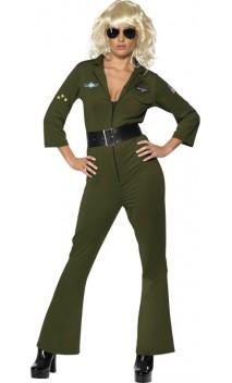 Déguisement Top Gun Femme