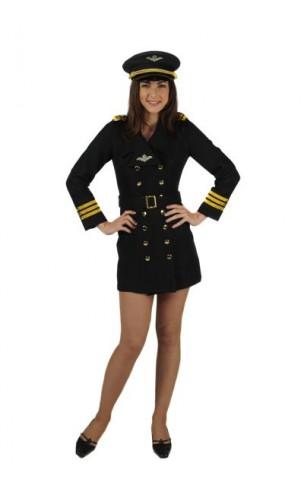 Costume Pilote Femme