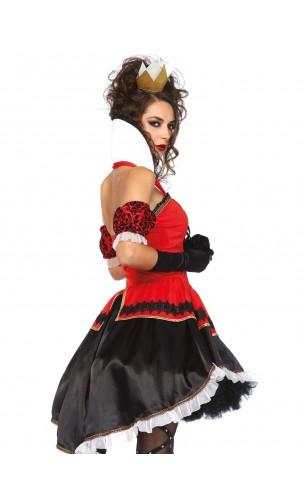 Robe baroque dame de pique