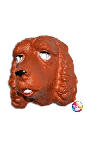 Masque chien epagneul