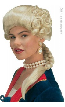 Perruque Marquise, Duchesse