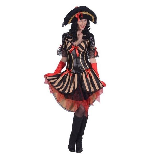 Déguisement Pirate Femme Baroque