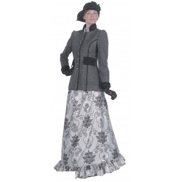 Déguisement 1900 Belle époque luxe
