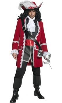 Déguisement Capitaine Crochet Luxe