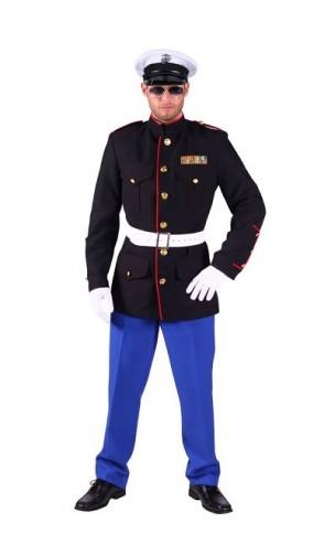 Déguisement Officier Marin Luxe